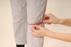 ひざ オーダーメイドサイズ