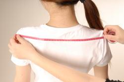 肩幅 オーダーメイドサイズ