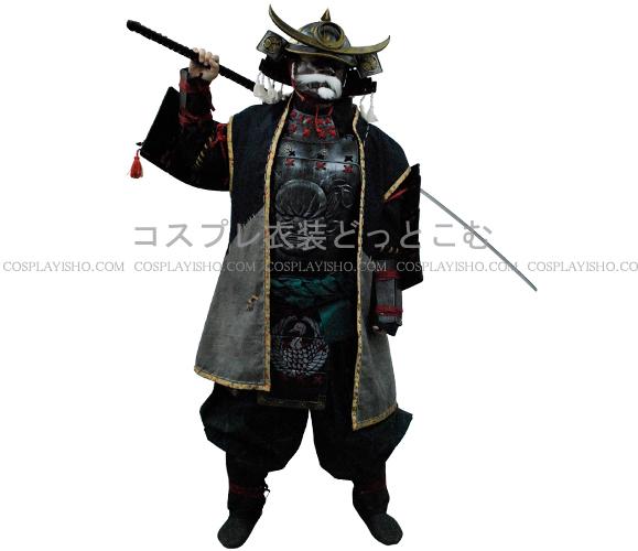 フォーオナー/日本風鎧武者