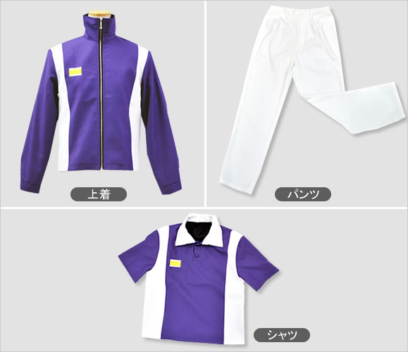 テニスの王子様(テニプリ) 天根ヒカル(ジュニア選抜Ver)