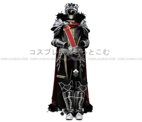 中世の装束 王様衣装
