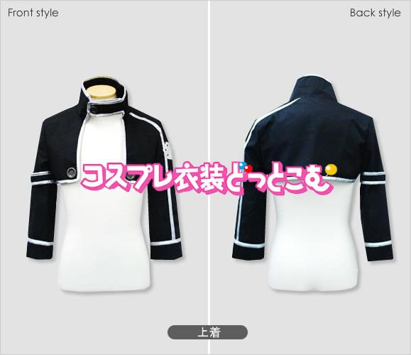 ソードアート・オンライン2(SAO)/キリト