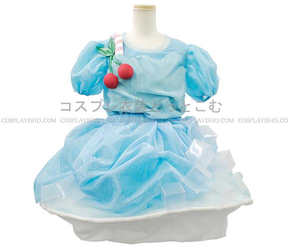 きゃりーぱみゅぱみゅ/2015年夏フェス用かき氷衣装
