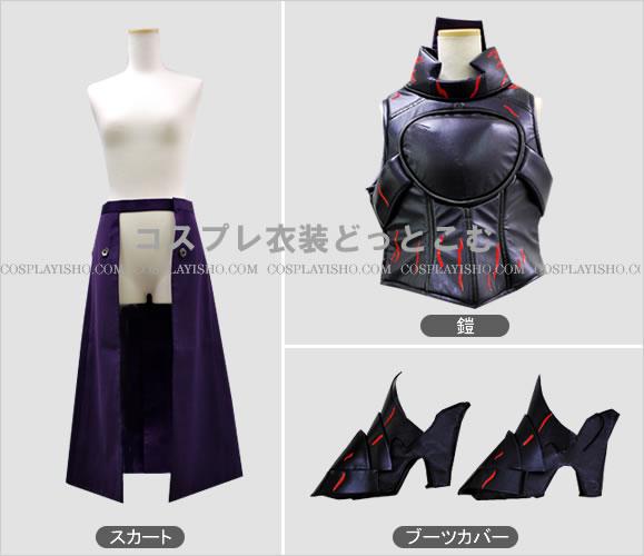 Fate/stay night セイバー・オルタ(黒セイバー)