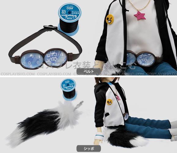 UTAUのUTA-2システムコード ドール衣装