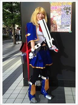 『BLAZBLUE ブレイブルークロノファンタズマ』 ノエル=ヴァーミリオン - お気軽ばなな様(神奈川県出身)