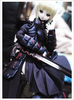 『Fate/stay night』 セイバー・オルタ(黒セイバー) - きらの様(長野県出身)