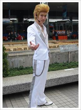 『THE IDOLM@STER2』 伊集院北斗 - 七枷章様(東京都出身)